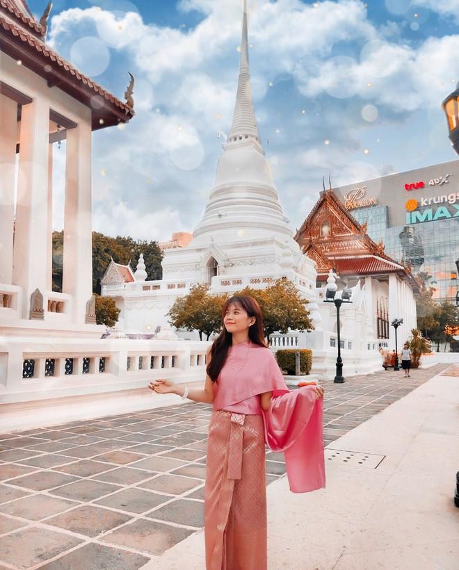 Có một Thái Lan trong veo với trời xanh ngắt cùng các món ăn đầy màu sắc qua ống kính của thí sinh Here We Go 2019 - ảnh 25