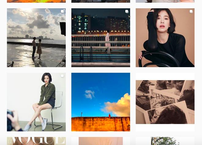 Chính thức ly dị, Song Hye Kyo đã có động thái đầu tiên: Khai tử ảnh cưới, toàn bộ dấu vết về chồng trên Instagram - Ảnh 5.