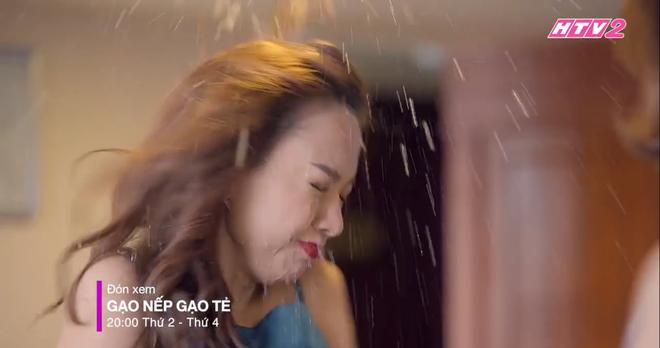 3 màn đánh ghen hộ khiến tiểu tam kinh hồn bạc vía trên truyền hình Việt: Chị Linh đầu bò vẫn kém Trang Khàn một bậc - Ảnh 6.