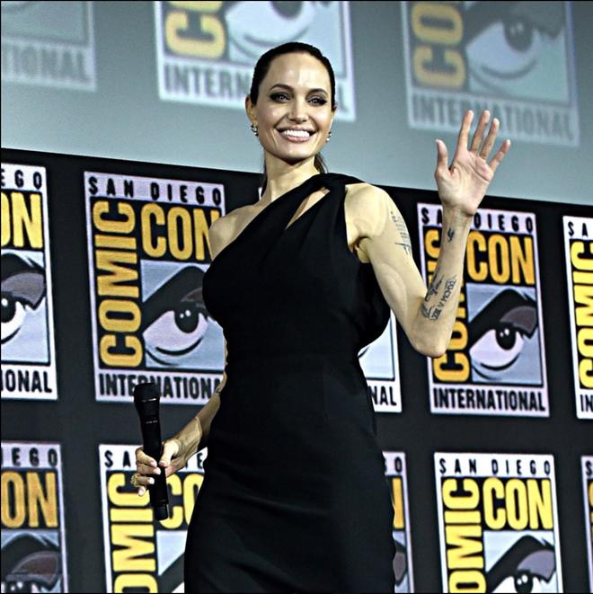 Sự kiện khủng quy tụ 20 sao hạng A Hollywood: Angelina Jolie gầy báo động, tài tử Hàn nổi bật bên dàn sao Avengers - ảnh 2