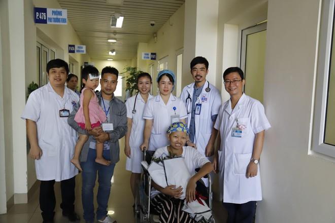 Nhật ký 55 ngày chiến đấu đầy cảm xúc của người mẹ ung thư và con trai: Mong Bình An rồi sẽ bình an! - ảnh 8