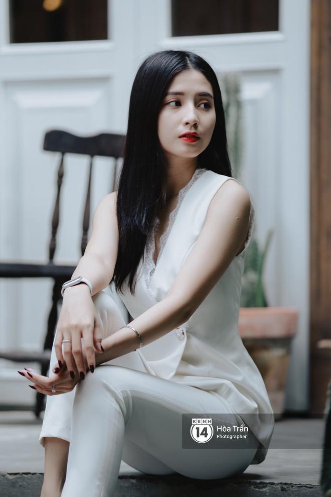 Thiên An - Nữ chính MV Sóng Gió: Lớp 9 làm nhân viên lượm xu khu vui chơi, 21 tuổi kiếm thu nhập khủng nuôi cả gia đình - ảnh 4