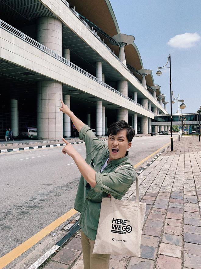 """Tìm kiếm hương vị Việt tại """"đất nước sắc màu"""" Malaysia với chàng hot boy xứ Nghệ của top 10 Here We Go 2019: Đi thật xa để tự hào! - ảnh 1"""