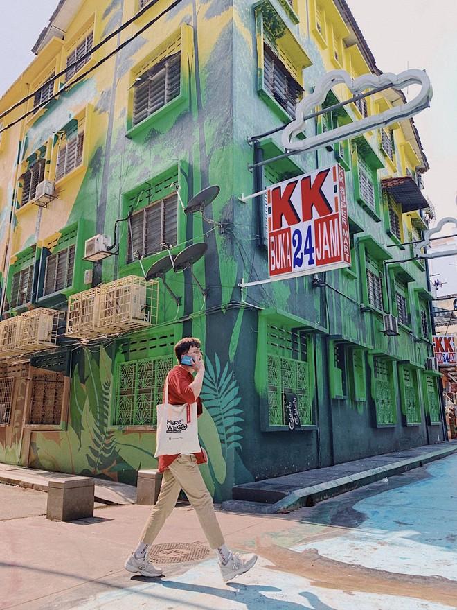 """Tìm kiếm hương vị Việt tại """"đất nước sắc màu"""" Malaysia với chàng hot boy xứ Nghệ của top 10 Here We Go 2019: Đi thật xa để tự hào! - ảnh 6"""