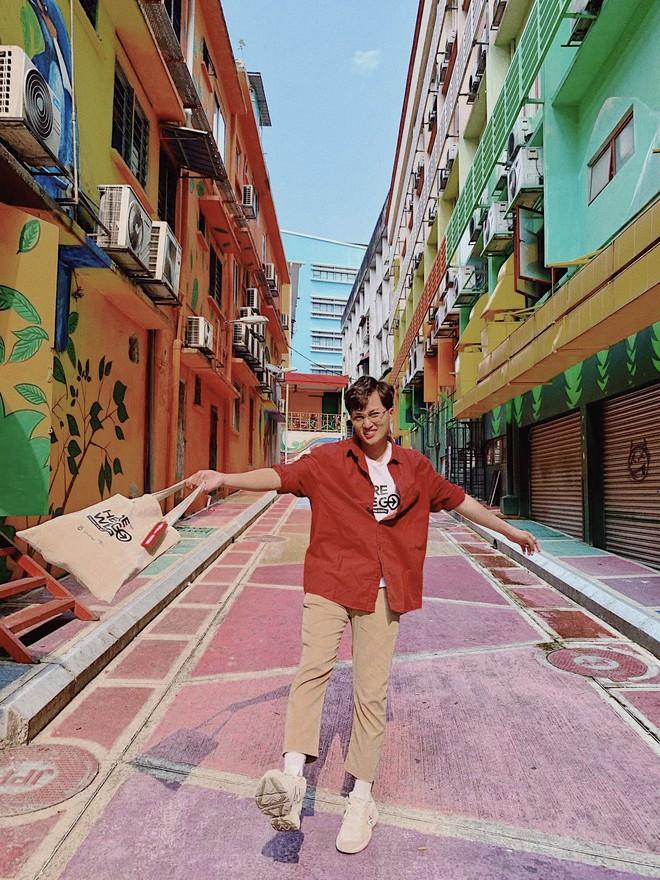 """Tìm kiếm hương vị Việt tại """"đất nước sắc màu"""" Malaysia với chàng hot boy xứ Nghệ của top 10 Here We Go 2019: Đi thật xa để tự hào! - ảnh 5"""