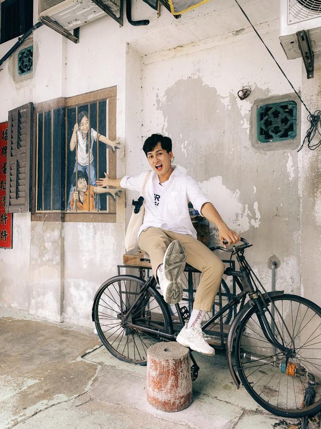 """Tìm kiếm hương vị Việt tại """"đất nước sắc màu"""" Malaysia với chàng hot boy xứ Nghệ của top 10 Here We Go 2019: Đi thật xa để tự hào! - ảnh 24"""
