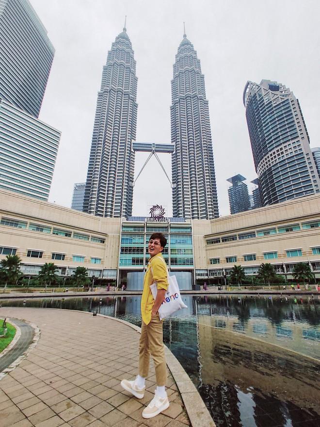 """Tìm kiếm hương vị Việt tại """"đất nước sắc màu"""" Malaysia với chàng hot boy xứ Nghệ của top 10 Here We Go 2019: Đi thật xa để tự hào! - ảnh 40"""