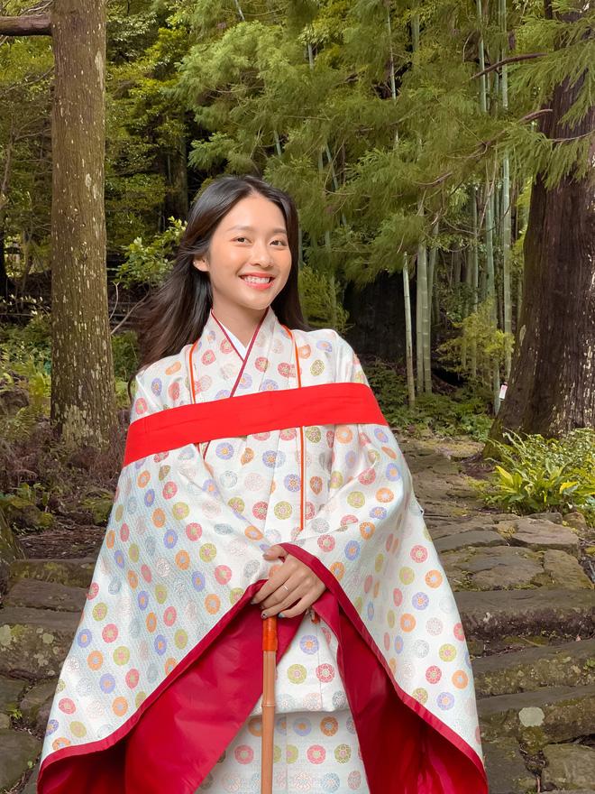 Khả Ngân trở thành Đại sứ du lịch vùng Wakayama Nhật Bản, được truyền thông nước bạn đồng loạt đưa tin - ảnh 6