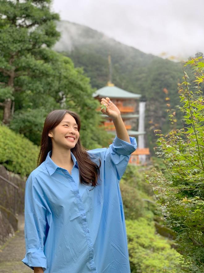 Khả Ngân trở thành Đại sứ du lịch vùng Wakayama Nhật Bản, được truyền thông nước bạn đồng loạt đưa tin - ảnh 9