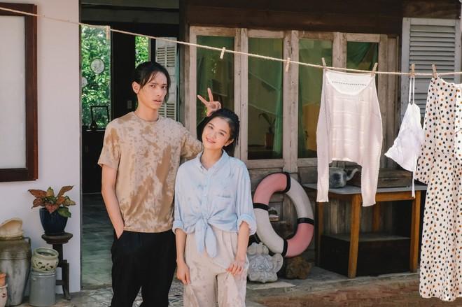 Đạo diễn của nhóm nhạc BTS khai thác vẻ đẹp dịu dàng chưa từng thấy của Suni Hạ Linh trong MV mới - Ảnh 5.