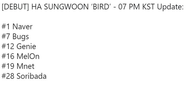 """Thứ hạng ca khúc debut solo của Kang Daniel trên BXH: Có giành chiến thắng sau màn """"huynh đệ tương tàn"""" cùng các anh em Wanna One? - Ảnh 6."""