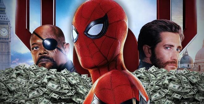 Bom tấn Spider-Man: Far From Home chính thức cán mốc doanh thu 1 tỷ đô, Nhện nhọ thoát khỏi hộ nghèo - Ảnh 1.