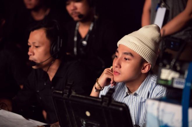 Những hình ảnh đầu tiên từ buổi tổng duyệt Sky Tour: Sân khấu debut Hãy Trao Cho Anh sẽ vô cùng cầu kì, hoành tráng! - Ảnh 3.