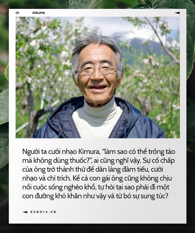 Kiên trì suốt 10 năm, người đàn ông từng bị coi là ngốc nghếch, cố chấp đã tạo ra một giống táo diệu kỳ cho nước Nhật - ảnh 1