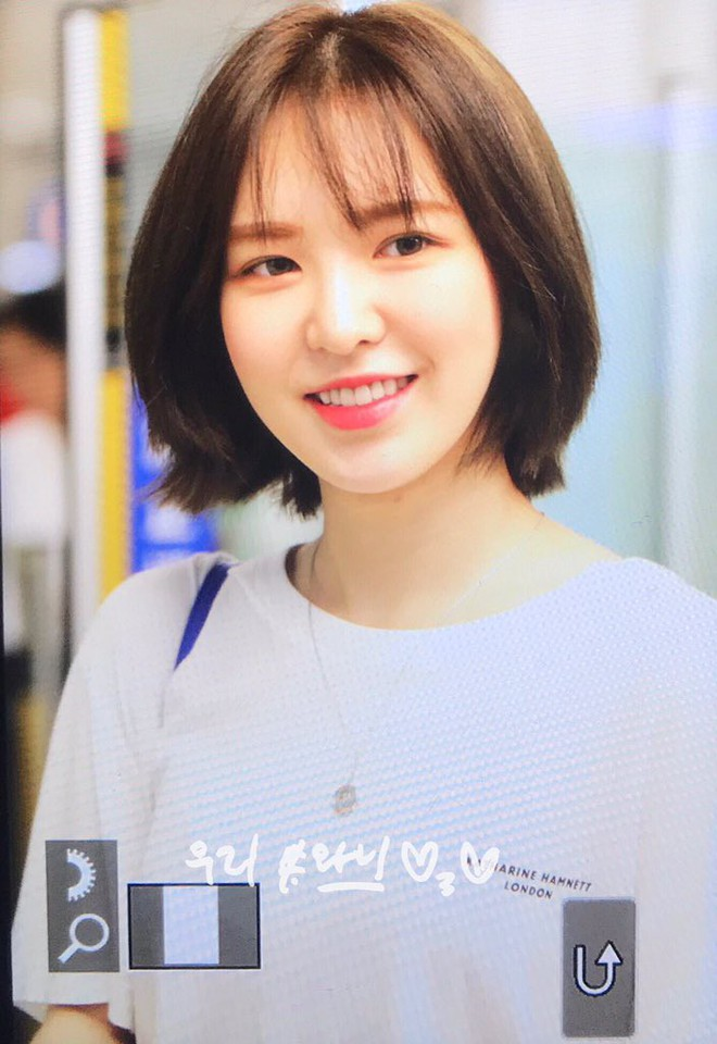 Red Velvet đổi tóc cả loạt, ai cũng xinh lên bội phần nhưng bất ngờ nhất là Irene - ảnh 8