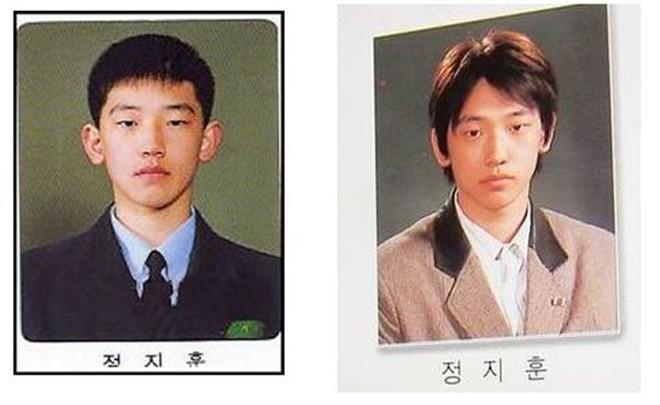 Loạt ảnh hiếm thời đi học của 15 sao Hàn đình đám: Ai cũng thay đổi nhan sắc chóng mặt, khác nhất là Song Hye Kyo, T.O.P, Kim Woo Bin... - ảnh 9