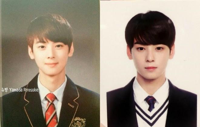 Loạt ảnh hiếm thời đi học của 15 sao Hàn đình đám: Ai cũng thay đổi nhan sắc chóng mặt, khác nhất là Song Hye Kyo, T.O.P, Kim Woo Bin... - ảnh 27