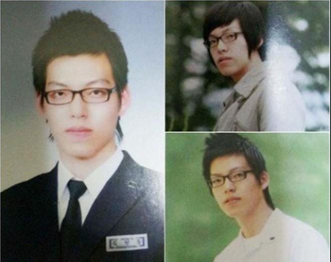 Loạt ảnh hiếm thời đi học của 15 sao Hàn đình đám: Ai cũng thay đổi nhan sắc chóng mặt, khác nhất là Song Hye Kyo, T.O.P, Kim Woo Bin... - ảnh 17
