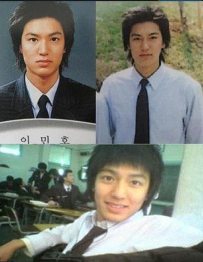 Loạt ảnh hiếm thời đi học của 15 sao Hàn đình đám: Ai cũng thay đổi nhan sắc chóng mặt, khác nhất là Song Hye Kyo, T.O.P, Kim Woo Bin... - ảnh 4