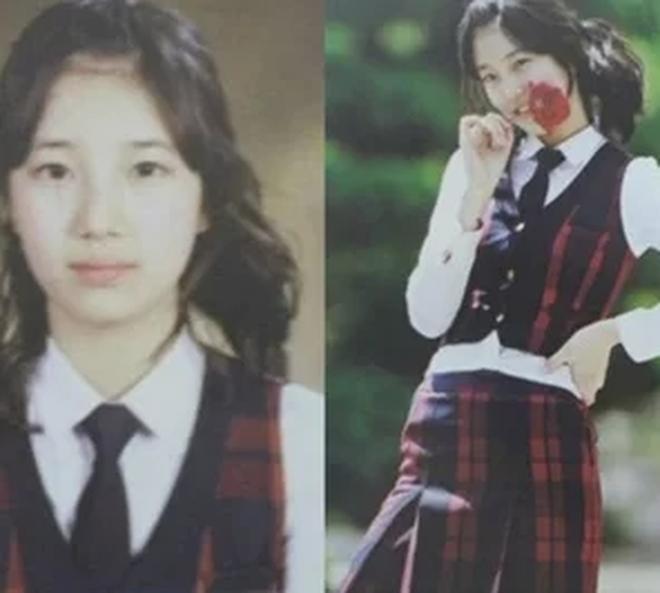 Loạt ảnh hiếm thời đi học của 15 sao Hàn đình đám: Ai cũng thay đổi nhan sắc chóng mặt, khác nhất là Song Hye Kyo, T.O.P, Kim Woo Bin... - ảnh 19