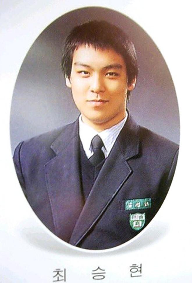 Loạt ảnh hiếm thời đi học của 15 sao Hàn đình đám: Ai cũng thay đổi nhan sắc chóng mặt, khác nhất là Song Hye Kyo, T.O.P, Kim Woo Bin... - ảnh 11