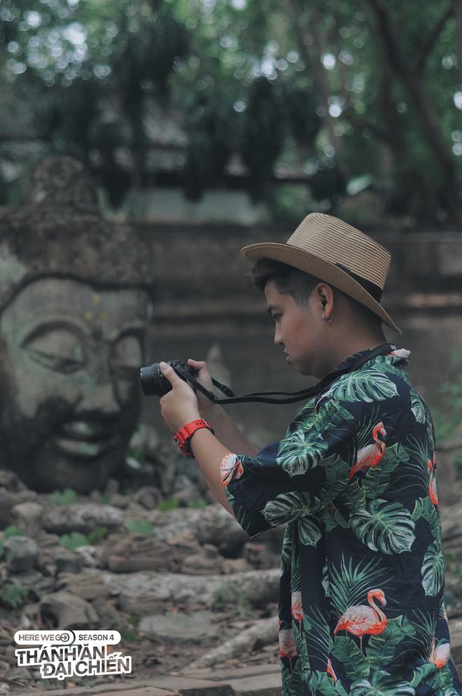 """Từ Chiềng Mai đến Chiang Mai: chàng trai top 10 Here We Go 2019 tìm thấy hương vị quê nhà quá đỗi quen thuộc giữa """"đoá hồng phương Bắc"""" Thái Lan - ảnh 6"""