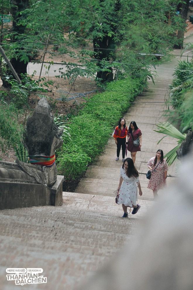 """Từ Chiềng Mai đến Chiang Mai: chàng trai top 10 Here We Go 2019 tìm thấy hương vị quê nhà quá đỗi quen thuộc giữa """"đoá hồng phương Bắc"""" Thái Lan - ảnh 4"""