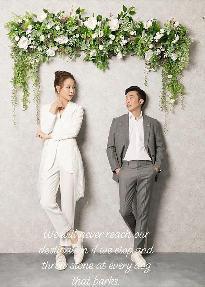 Lộ thiệp cưới và thông tin chính thức về hôn lễ của Cường Đô La và Đàm Thu Trang trong tháng 7 - Ảnh 5.