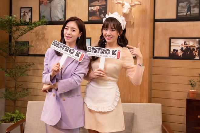 Xuất hiện trên truyền hình Việt, cựu thành viên T-ara được Hari Won đón tiếp nồng hậu - Ảnh 2.