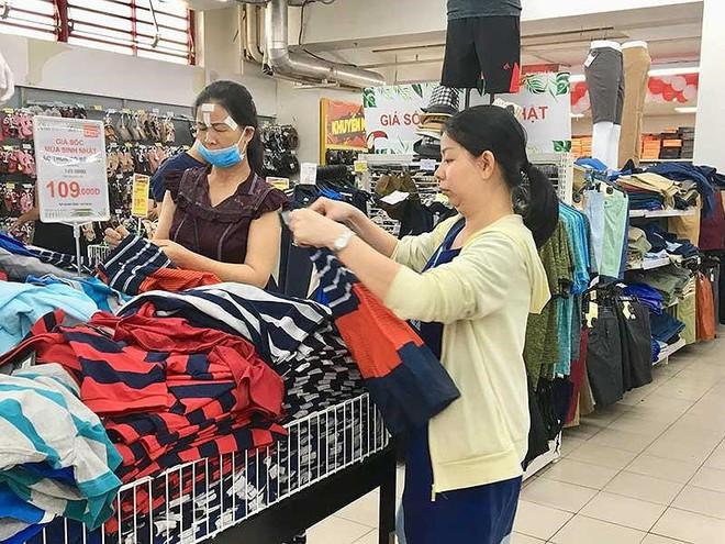 Chủ Big C cam kết nhận lại hàng dệt may Việt - ảnh 1