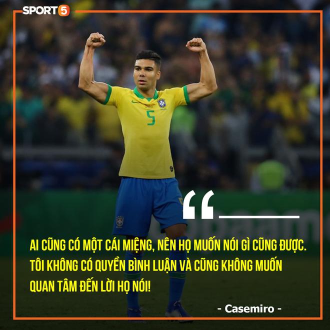 Sau cáo buộc LĐBĐ Nam Mỹ tham nhũng, Messi bị hàng loạt ngôi sao Brazil công kích - ảnh 3
