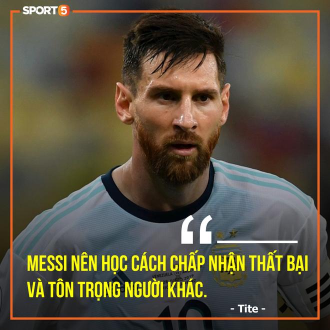 Sau cáo buộc LĐBĐ Nam Mỹ tham nhũng, Messi bị hàng loạt ngôi sao Brazil công kích - ảnh 5