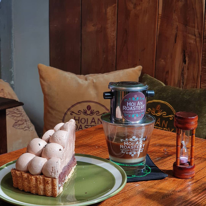 Sau bánh mì Phượng và Cộng, lại thêm một quán cà phê nổi tiếng Hội An được xuất khẩu sang Hàn Quốc - Ảnh 6.