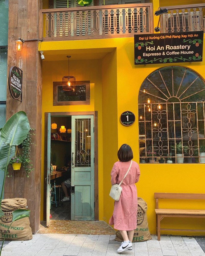 Sau bánh mì Phượng và Cộng, lại thêm một quán cà phê nổi tiếng Hội An được xuất khẩu sang Hàn Quốc - Ảnh 16.