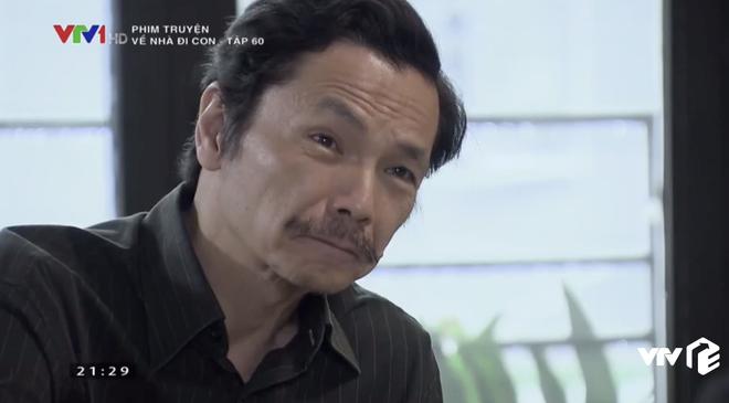 Về Nhà Đi Con tập 60: Ông Sơn than trời những cái đơn phương phức tạp thế sau scandal tam ca tình ái Dương - Huệ - Quốc - ảnh 1