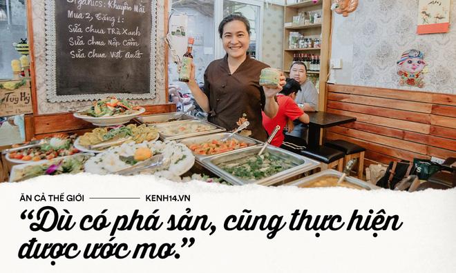 Quán chay tuỳ tâm độc nhất vô nhị ở Sài Gòn: ăn tuỳ bụng, trả tiền tuỳ… khả năng - Ảnh 8.