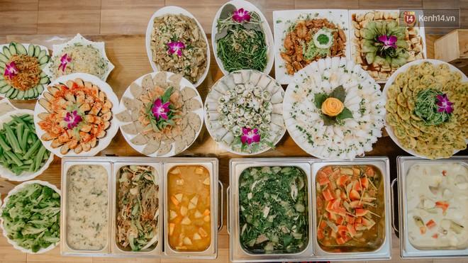 Quán chay tuỳ tâm độc nhất vô nhị ở Sài Gòn: ăn tuỳ bụng, trả tiền tuỳ… khả năng - Ảnh 7.