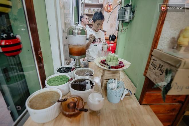 Quán chay tuỳ tâm độc nhất vô nhị ở Sài Gòn: ăn tuỳ bụng, trả tiền tuỳ… khả năng - Ảnh 9.