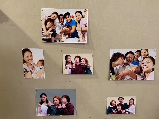 Dương tomboyloichoi đăng loạt ảnh hậu trường cực độc, viết lời xúc động trước khi kết thúc Về nhà đi con - Ảnh 7.