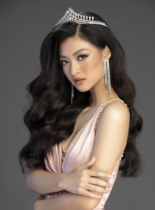 Bộ ảnh đẹp phô diễn triệt để nhan sắc của Top 3 Miss World Việt, bất ngờ với Á hậu 1 từng bị chê không xứng đáng! - Ảnh 8.