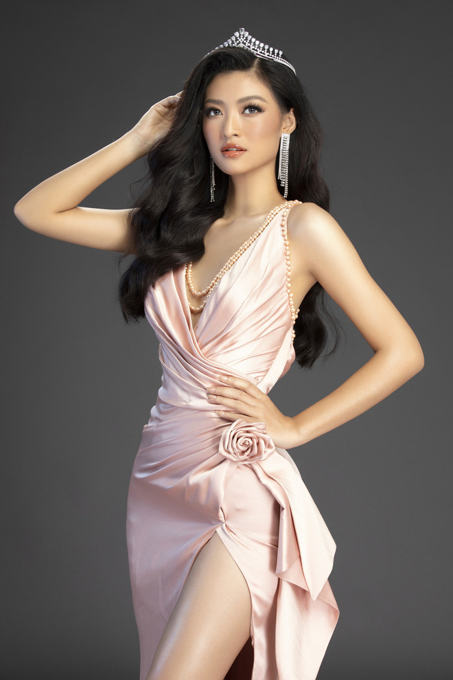 Bộ ảnh đẹp phô diễn triệt để nhan sắc của Top 3 Miss World Việt, bất ngờ với Á hậu 1 từng bị chê không xứng đáng! - Ảnh 7.