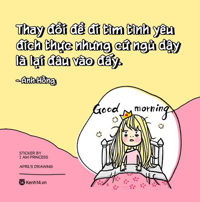 Nỗi lòng hội thích hô hào rồi để đó: Kêu đi ngủ sớm thì chắc chắn thức khuya, nói giảm cân thì càng giảm càng béo - Ảnh 15.