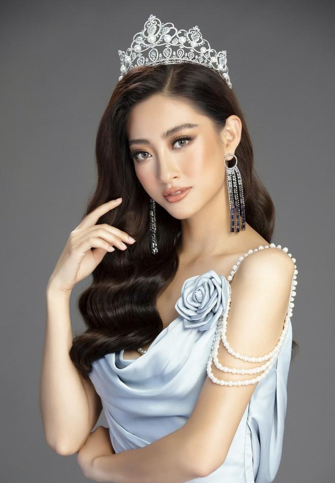 Bộ ảnh đẹp phô diễn triệt để nhan sắc của Top 3 Miss World Việt, bất ngờ với Á hậu 1 từng bị chê không xứng đáng! - Ảnh 6.