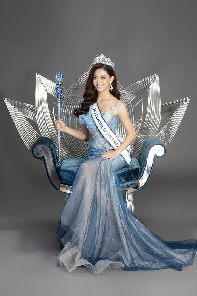 Bộ ảnh đẹp phô diễn triệt để nhan sắc của Top 3 Miss World Việt, bất ngờ với Á hậu 1 từng bị chê không xứng đáng! - Ảnh 5.