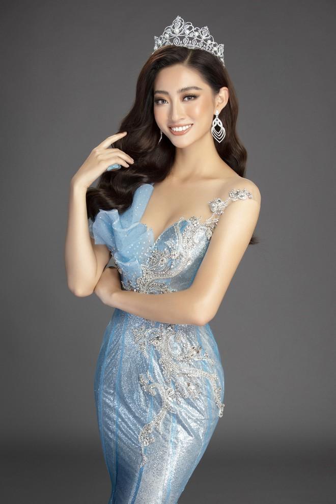 Bộ ảnh đẹp phô diễn triệt để nhan sắc của Top 3 Miss World Việt, bất ngờ với Á hậu 1 từng bị chê không xứng đáng! - Ảnh 4.