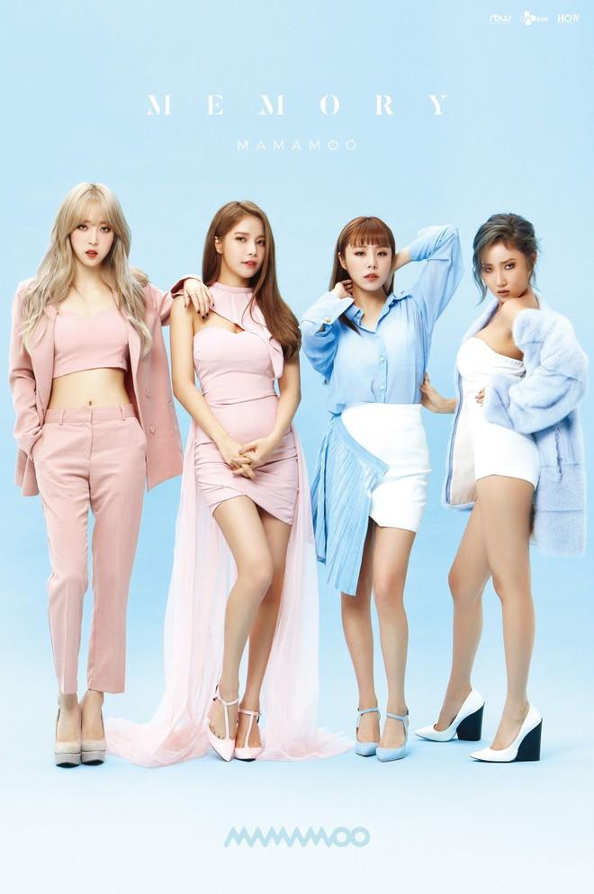 BXH 30 girlgroup hot nhất xứ Hàn: TWICE vượt mặt luôn BLACKPINK nhờ 2 tin hẹn hò liên tiếp, vị trí của SNSD mới bất ngờ - ảnh 9