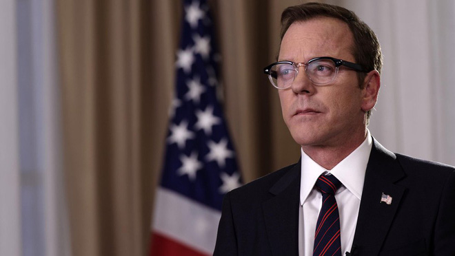 Nhìn bản Mỹ, bạn có phấn khích bởi hồi kết của Tổng Thống 60 Ngày: Kẻ không ai ngờ lại là trùm cuối? - Ảnh 1.