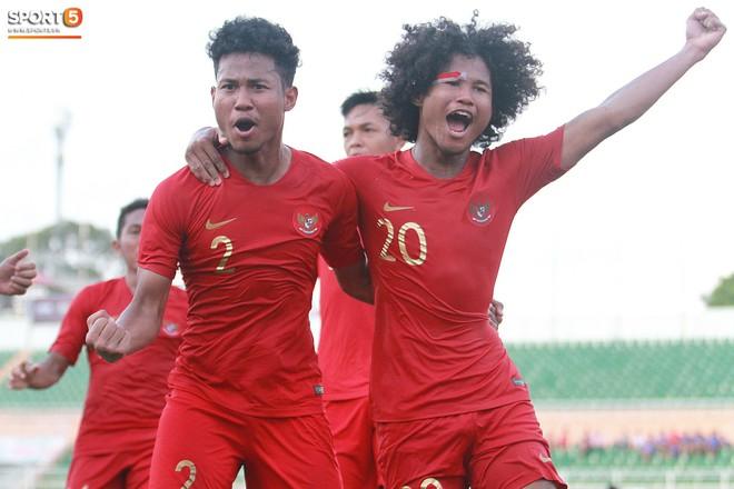 Cầu thủ U18 Lào lao vào xô xát với đối phương ngay sau thất bại tại giải U18 Đông Nam Á - ảnh 9