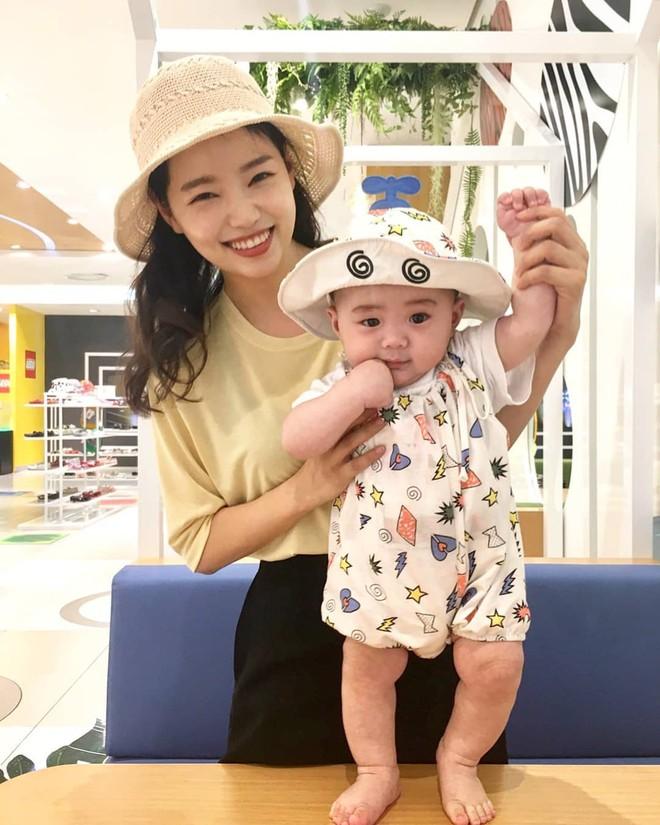 Thêm một mẹ bỉm sữa giảm 13kg thành công sau khi sinh, lấy lại vóc dáng quyến rũ vạn người mê - ảnh 6