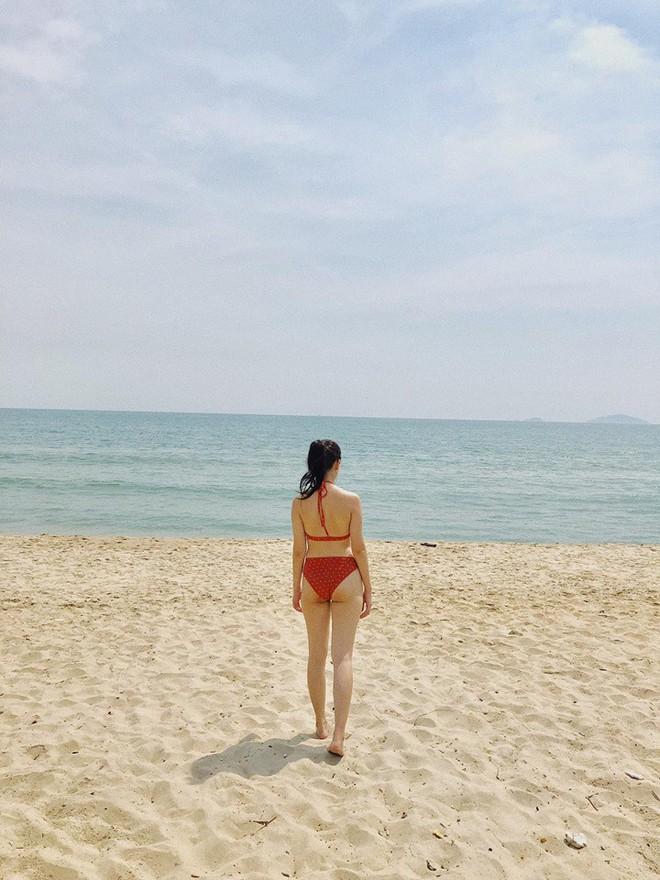 Nữ chính Mắt biếc gây bất ngờ khi diện bikini khoe body gợi cảm: Lột xác hoàn toàn so với Hà Lan! - Ảnh 1.